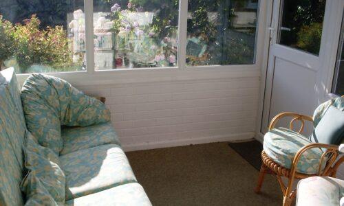 Wayside bungalow rental, Malverns