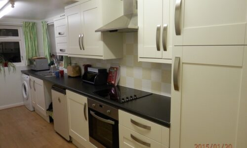 Self Catering Kitchen Area